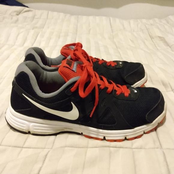 Nike Shoes | Nike Mens Redblack Running